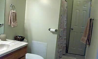Bedroom, 1035 S Charles St, 2