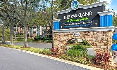 Community Signage, The Parkland at Orange Park, 2