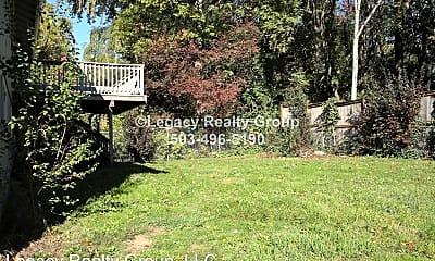 Patio / Deck, 15222 SE Woodland Way, 2