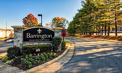 Barrington Apartments, 2
