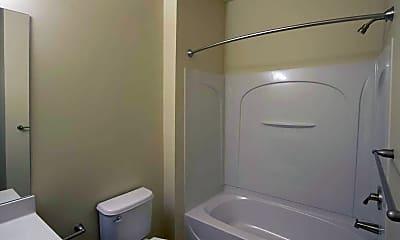 Bathroom, Residences At Willow Ridge, 2