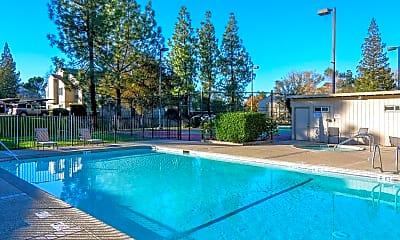 Pool, Quail Ridge, 1