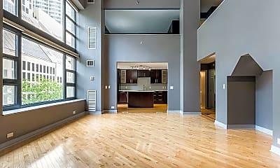 Living Room, 401 E Ontario St, 0