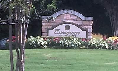 Evergreen at Plano, 1