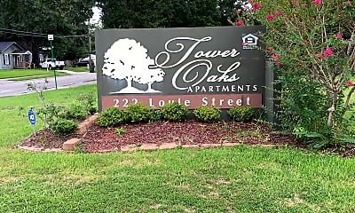 Tower Oaks Apartments, 1