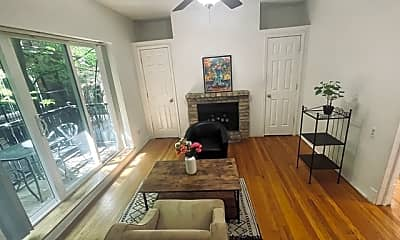 Living Room, Deming and Clark, 0
