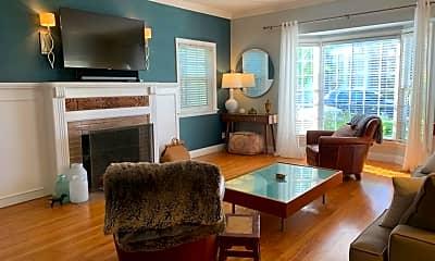 Living Room, 5754 E Lucia Walk, 1