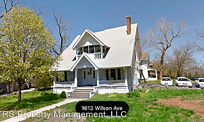 Building, 1613 Wilson Ave, 1