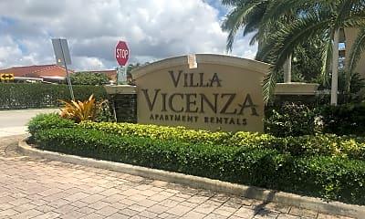 Villa Vicenza, 1