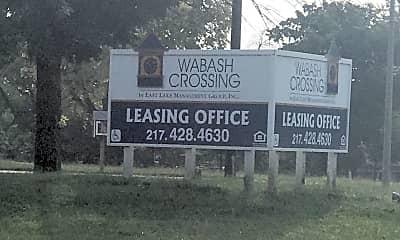 Wabash Crossing (I), 1