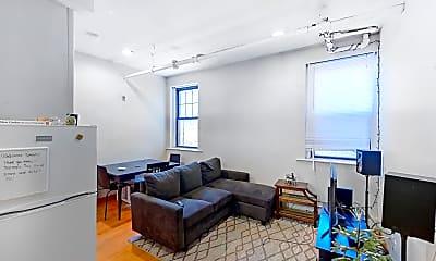 Living Room, 204 Hemenway Street, Unit 32, 0