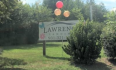 Lawrence Landing, 1