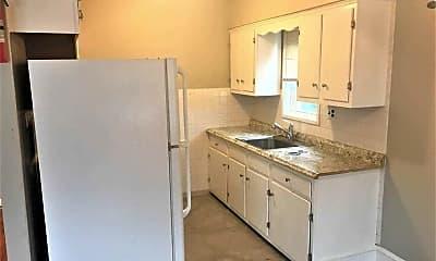Kitchen, Drexel Court, 1