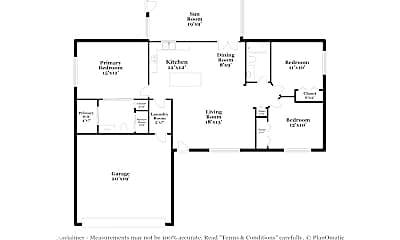 Building, 3671 Monday Terrace, 1