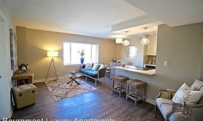 Living Room, 209 Emanuel Cleaver II Blvd., 1