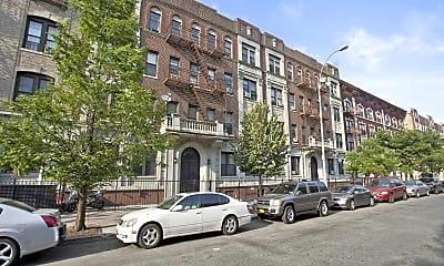 Building, 1153-1159 President Street, 1