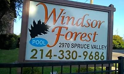 Windsor Forest, 1