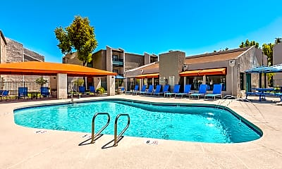 Pool, Stonegate Furnished Apartments, 1