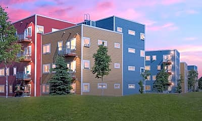 Building, Weeks Field Estates, 0