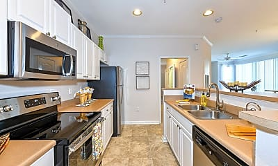 Kitchen, Alden Place, 1