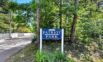 Community Signage, 165 Chestnut St 2, 1