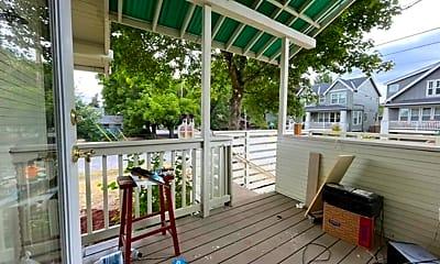 Patio / Deck, 2508 N Kilpatrick St, 2