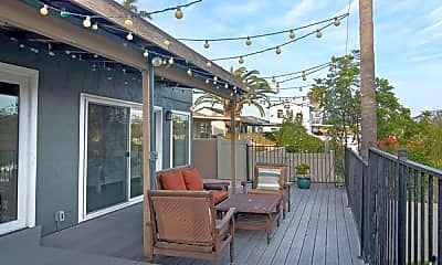 Patio / Deck, 4923 Twain Ave, 2