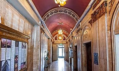 Lobby, NCT Lofts, 1