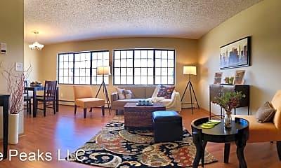 Living Room, Granite Peaks LLC 3907 65th Avenue, 2