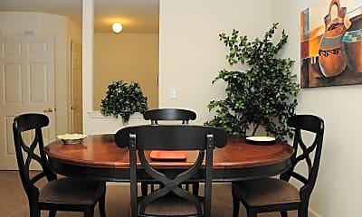 Dining Room, Willingboro Square, 2