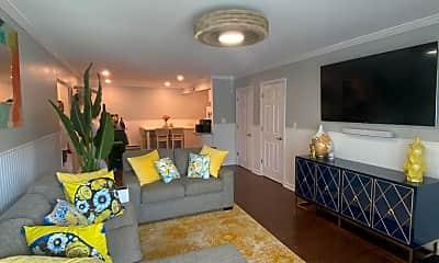 Living Room, 1382 Ocean Ave B1, 0