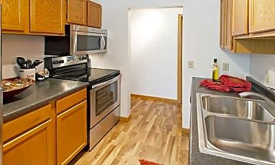Kitchen, Kenwood Gables, 1