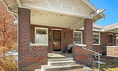 Building, 395 S Humboldt St, 1