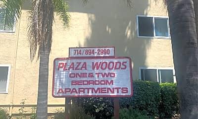 Plaza Wood Apartments, 1