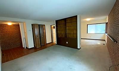 Living Room, 1406 Bass Ave, 0
