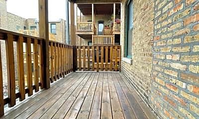 Patio / Deck, 1714 W Montrose Ave, 2