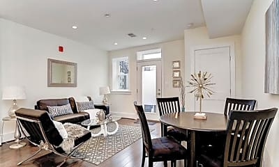 Dining Room, 1451 Girard St NW, 1