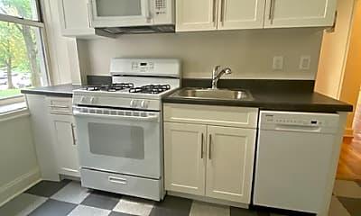 Kitchen, 1 Larchmont Acres 513B, 1