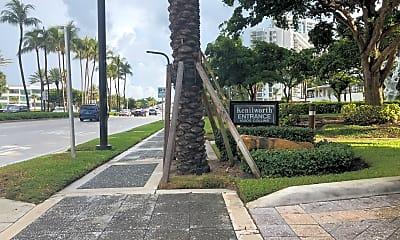 Kenilworth condominium Bal Harbour, 1