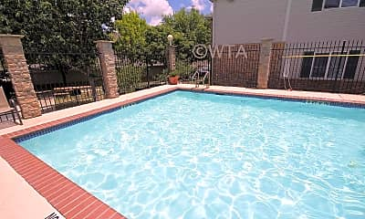 Pool, 1201 E Old Settlers Blvd, 1