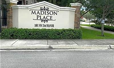 Community Signage, 1079 NW 33rd Manor, 1