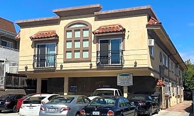 Building, 3728 S Bentley Ave, 0