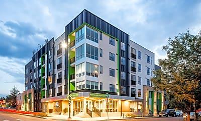 Building, Tennyson Place, 0