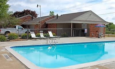 Pool, Van Buren Estates, 0