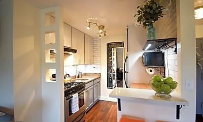 Kitchen, 1225 Martha Custis Dr 1002, 0