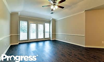 Living Room, 5714 OAKMOSS TRL, 1