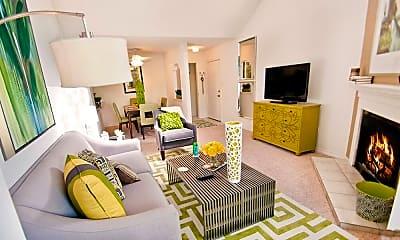 Living Room, Clearwater Creek, 1
