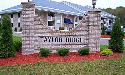 Building, Taylor Ridge Apartments, 0
