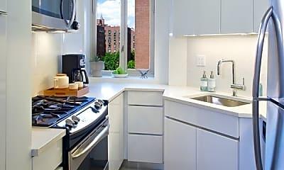 Kitchen, 300 east 14th street, 2