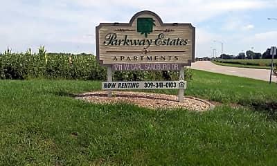 Parkway Estates, 1